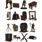 WIZKIDS/NECA Warlock Tile Accessory Torture Chamber