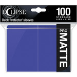 Ultra Pro Eclipse Matte Royal Purple (100)