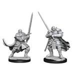 WIZKIDS/NECA D&DNMUM: W15 Half-Orc Paladin Male