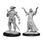 WIZKIDS/NECA WDCUM: Plague Doctor & Cultist W15