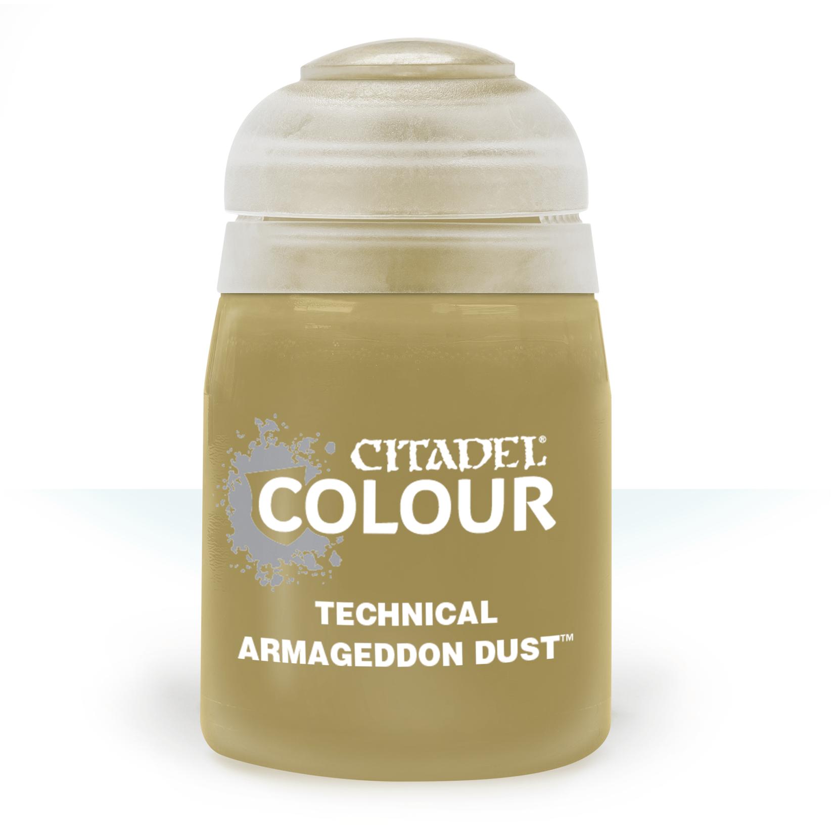 Games Workshop Armageddon Dust Technical