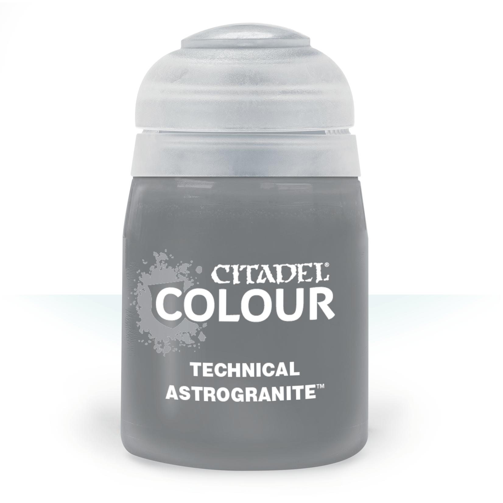 Games Workshop Astrogranite Technical