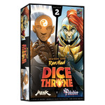 Roxely Games Dice Throne S1RRB2 Monk vs Paladin