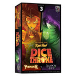 Roxley Games Dice Throne S1RRB3 Pyromancer vs Shadow Thief