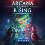 Grey Fox Games Arcana Rising KS