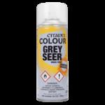 Games Workshop Grey Seer Spray Contrast Primer