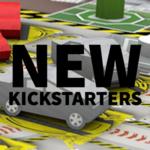 New Kickstarters
