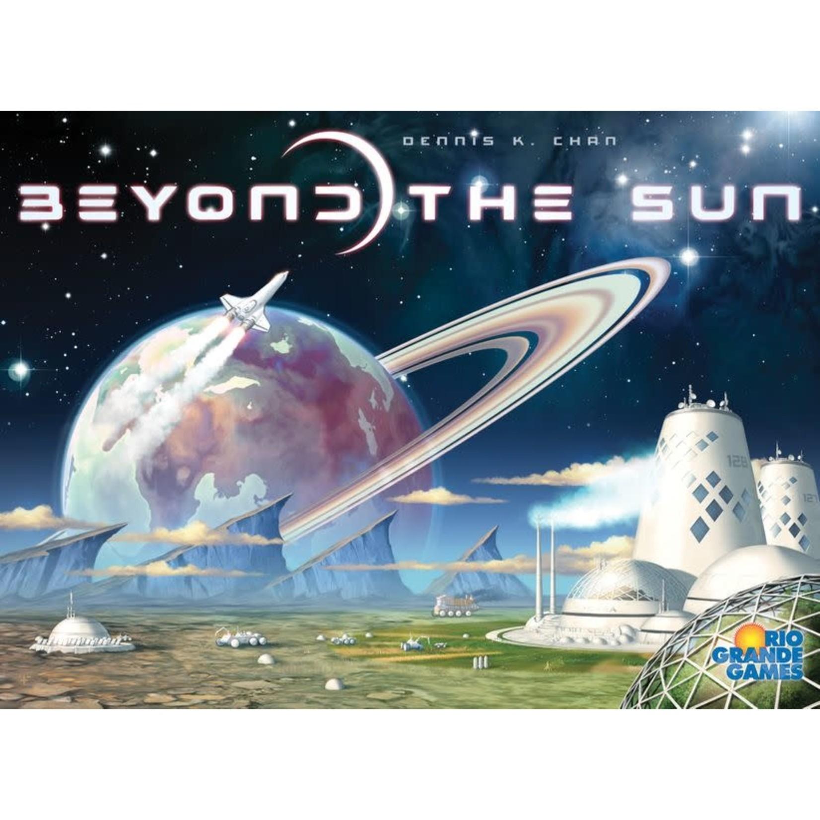 Rio Grande Games Beyond the Sun