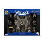 WIZKIDS/NECA WarLock Tiles: Accessory - Merchants