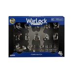 WIZKIDS/NECA WarLock Tiles: Accessory - Town Watch