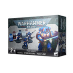 Games Workshop Space Marines + Paint Set