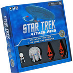 WIZKIDS/NECA Star Trek Attack Wing: Vulcan Faction Pack - Live Long and Prosper