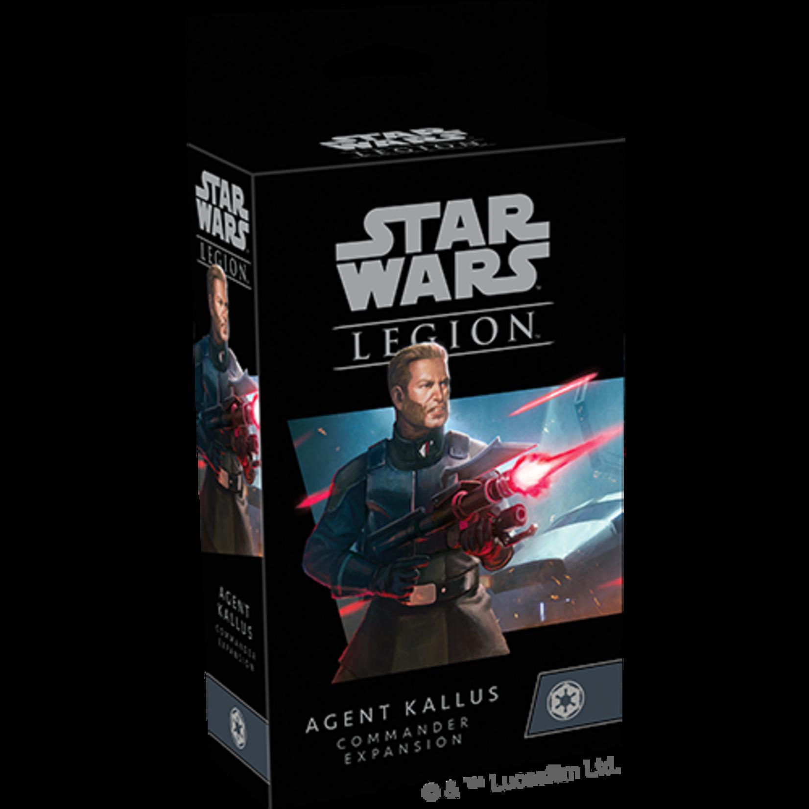 Fantasy Flight Games Star Wars Legion Agent Kallus Commander
