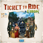 Days of Wonder Ticket to Ride Europe 15th Anniversary Edition