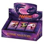 WOTC MTG MTG Iconic Masters Display