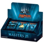 WOTC MTG MTG Masters 25 Display