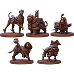 Steam Forged Games Animal Adventures Secrets of Gullet Cove Dogs of Gullet Cove