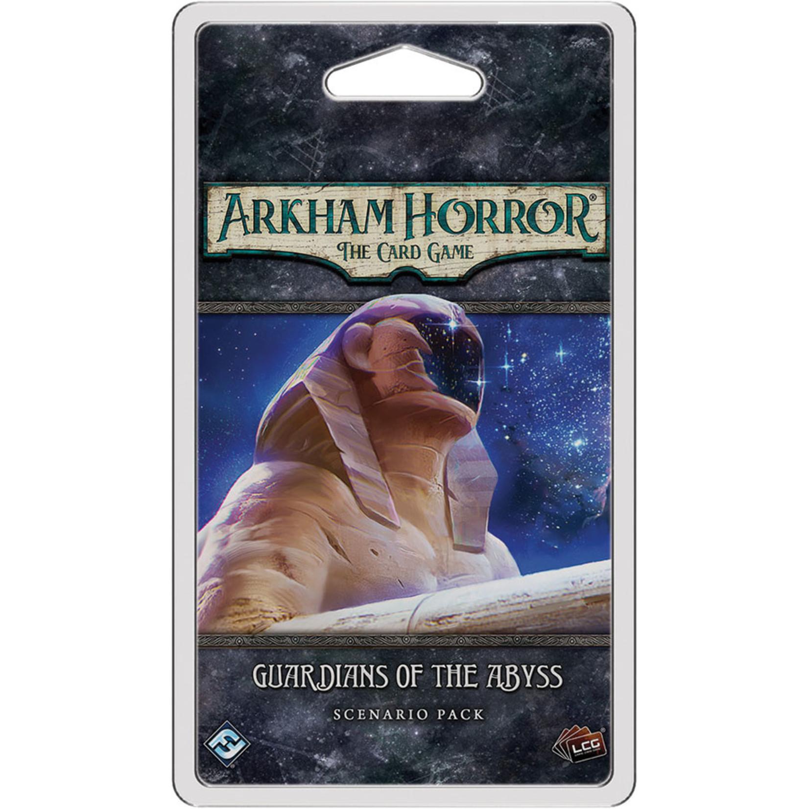 Fantasy Flight Games AH LCG: Guardians of the Abyss Scenario Pack