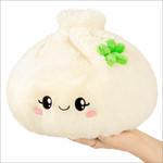 "squishable Mini Soup Dumpling Comfort Food Squishable 7"""