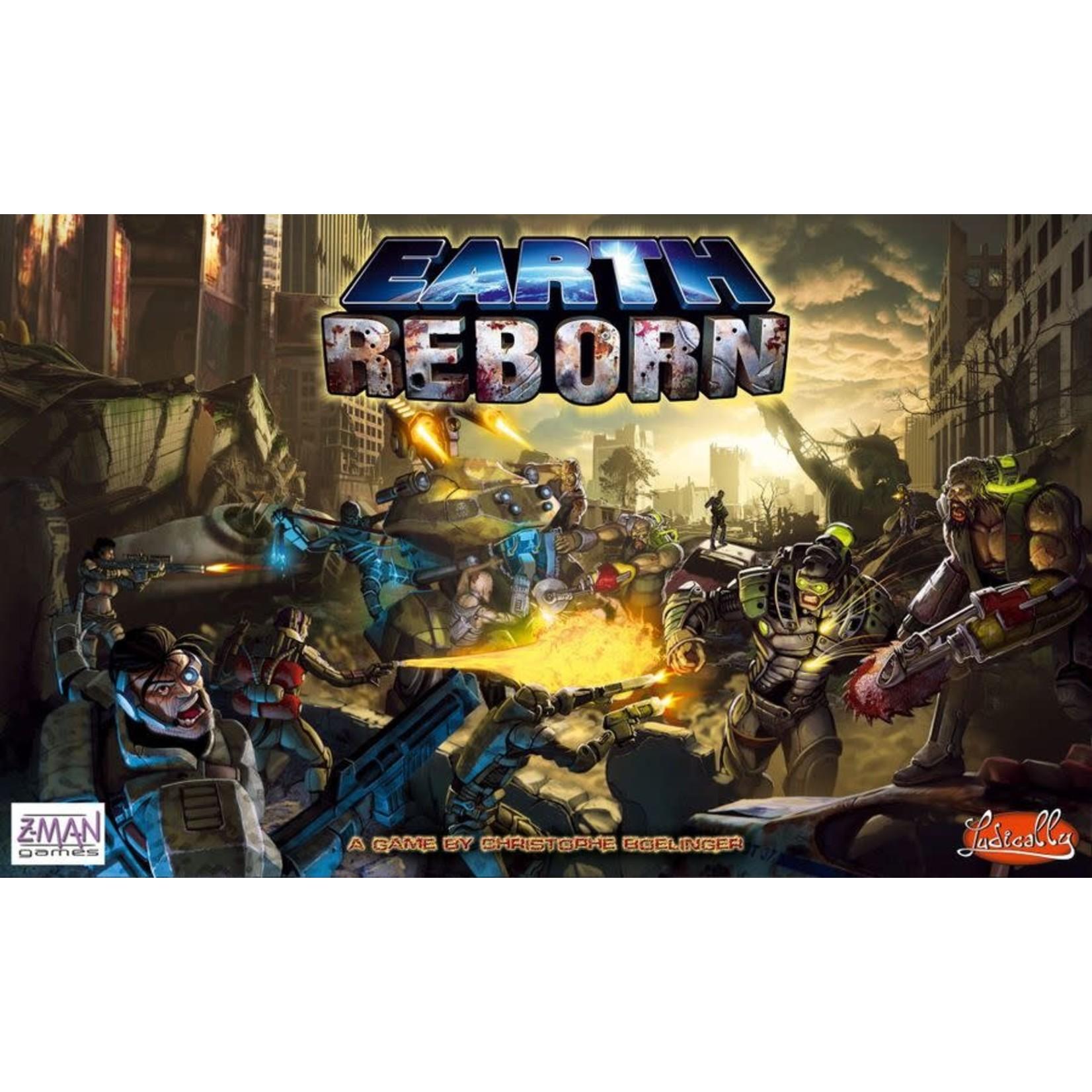 ZMan Games Earth Reborn