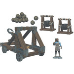 WIZKIDS/NECA Catapult War Machine 4D Settings