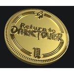 Restoration Games Return to the Dark Tower Coin of the Realm KS