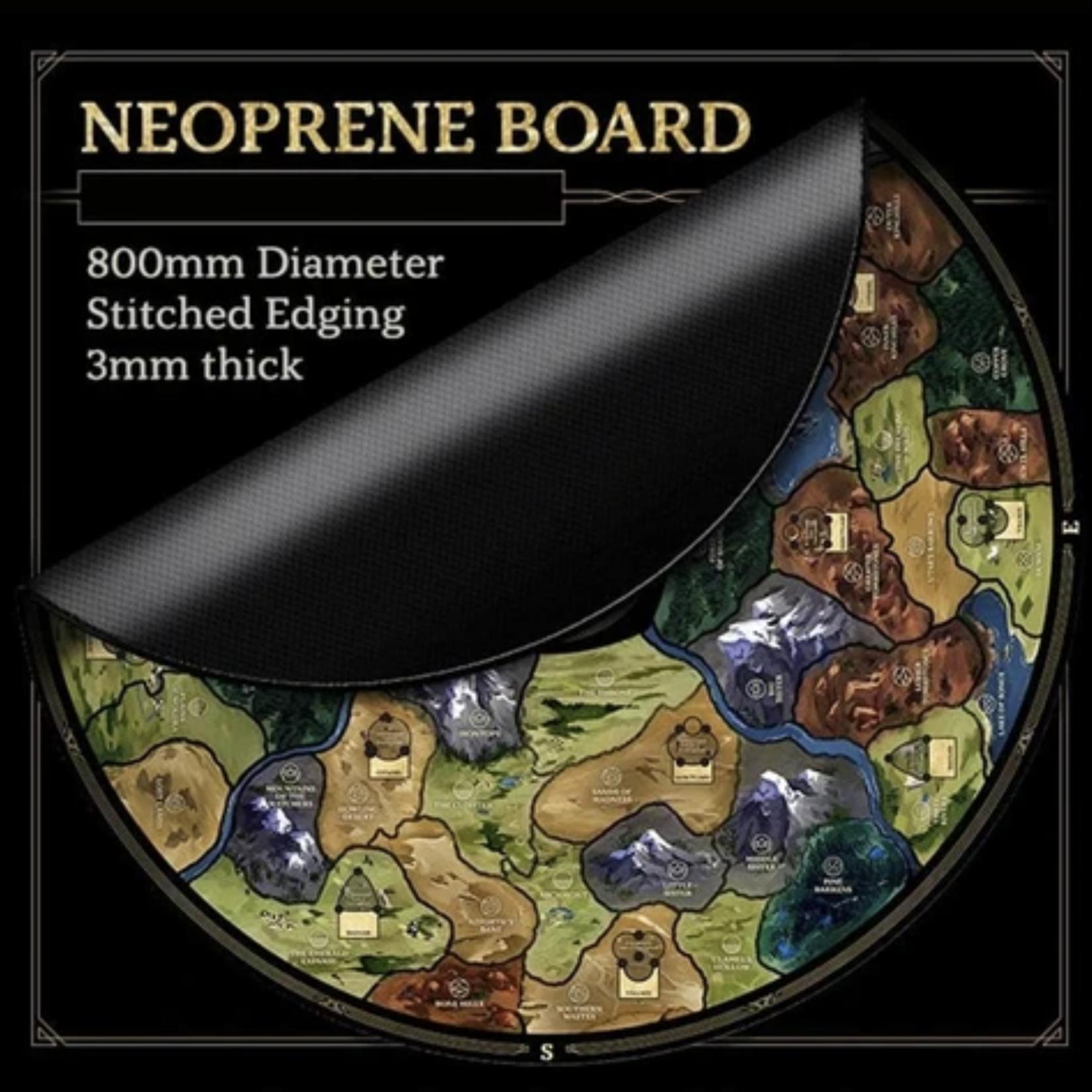 Restoration Games Return to the Dark Tower Neoprene Game Board KS