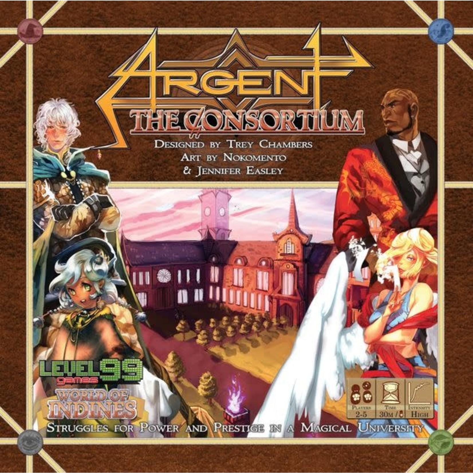 Level 99 Games Argent The Consortium 2E