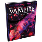 Modiphius Vampire The Masquerade 5E