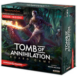 WIZKIDS/NECA D&D Tomb of Annihilation Board Game