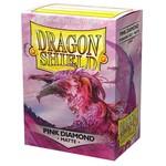 Arcane Tinmen Dragon Shield: Pink Diamond Matte (100)