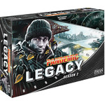 ZMan Games Pandemic: Legacy Season 2 - Black