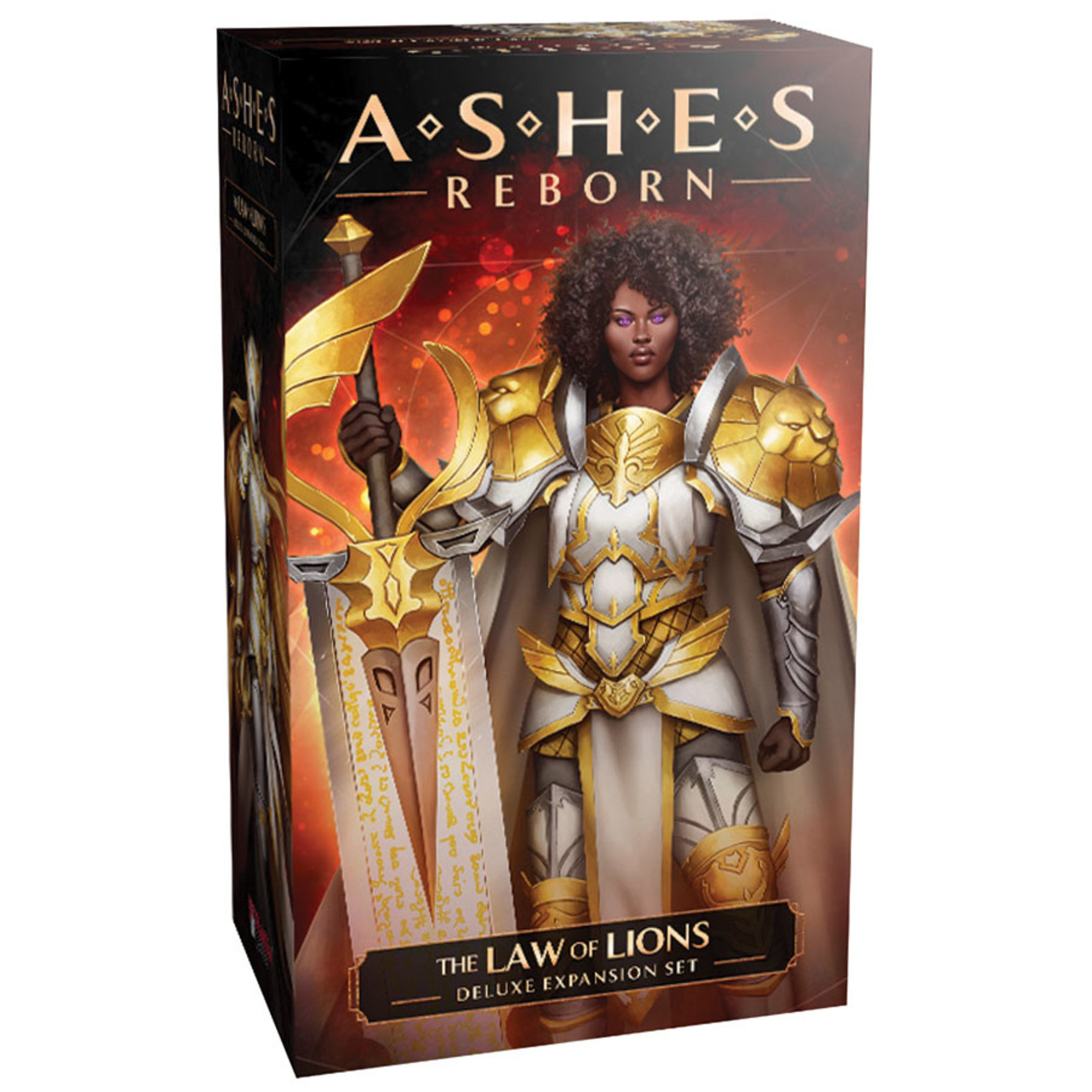 Plaid Hat Games Ashes Reborn The Law of Lions