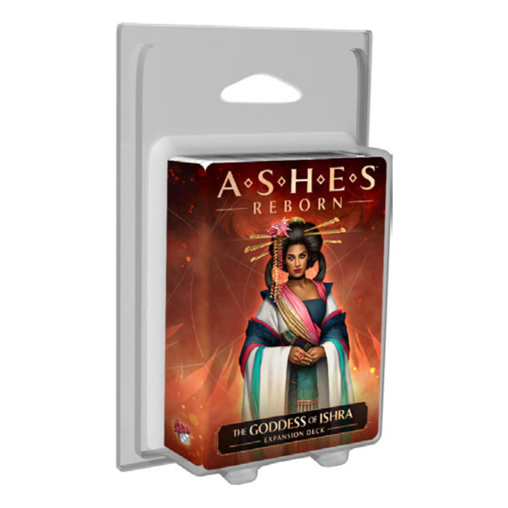 Plaid Hat Games Ashes Reborn The Goddess of Ishra