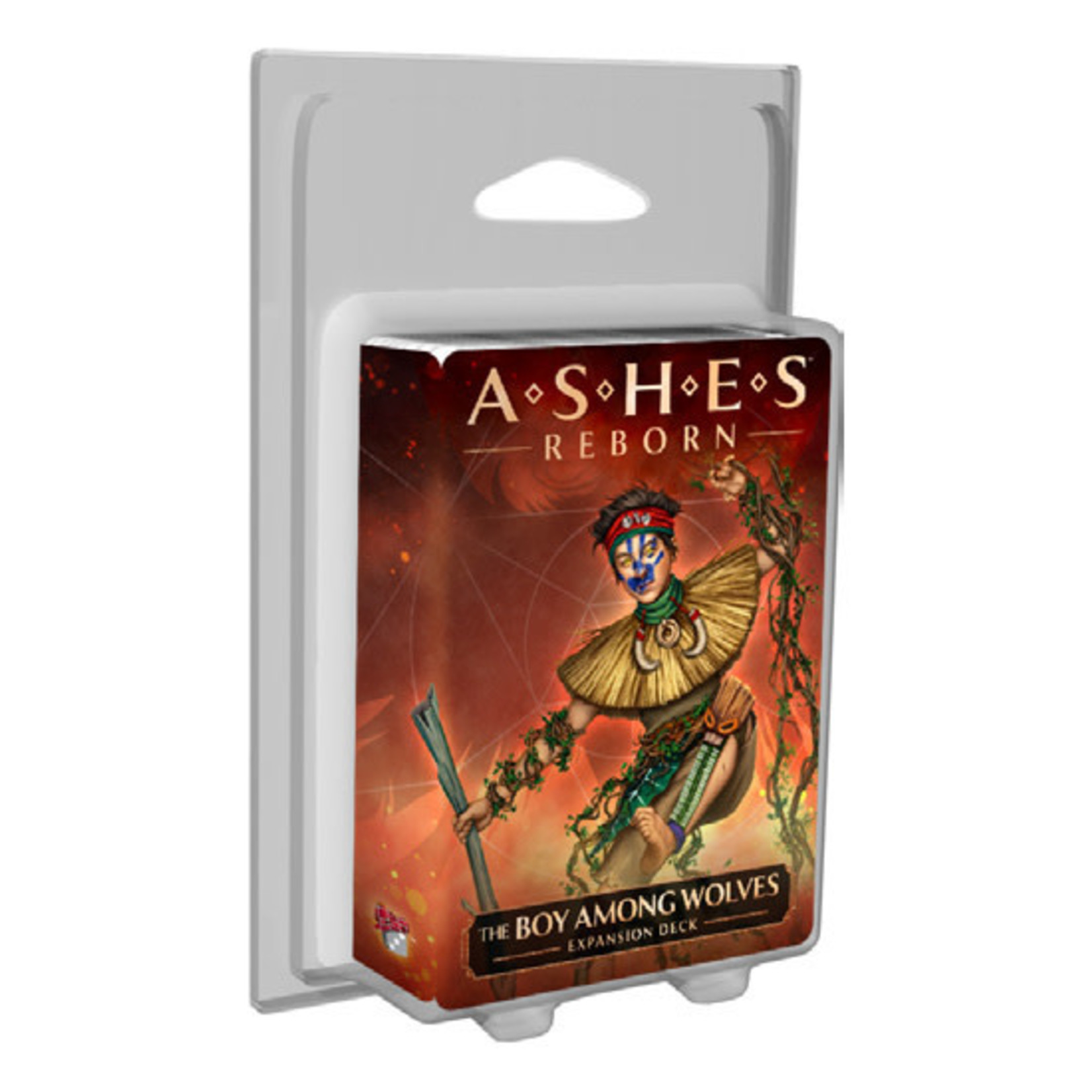 Plaid Hat Games Ashes Reborn The Boy Among Wolves