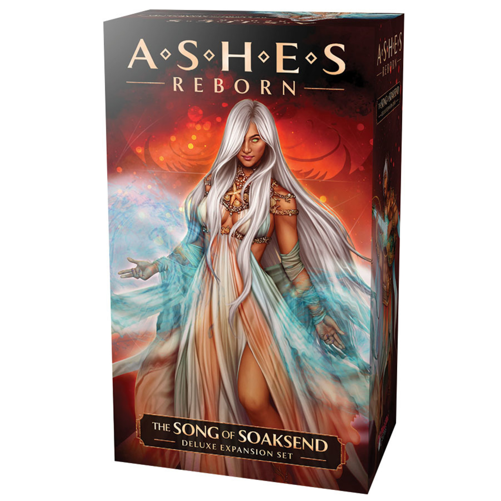 Plaid Hat Games Ashes Reborn The Song of Soaksend Expansion