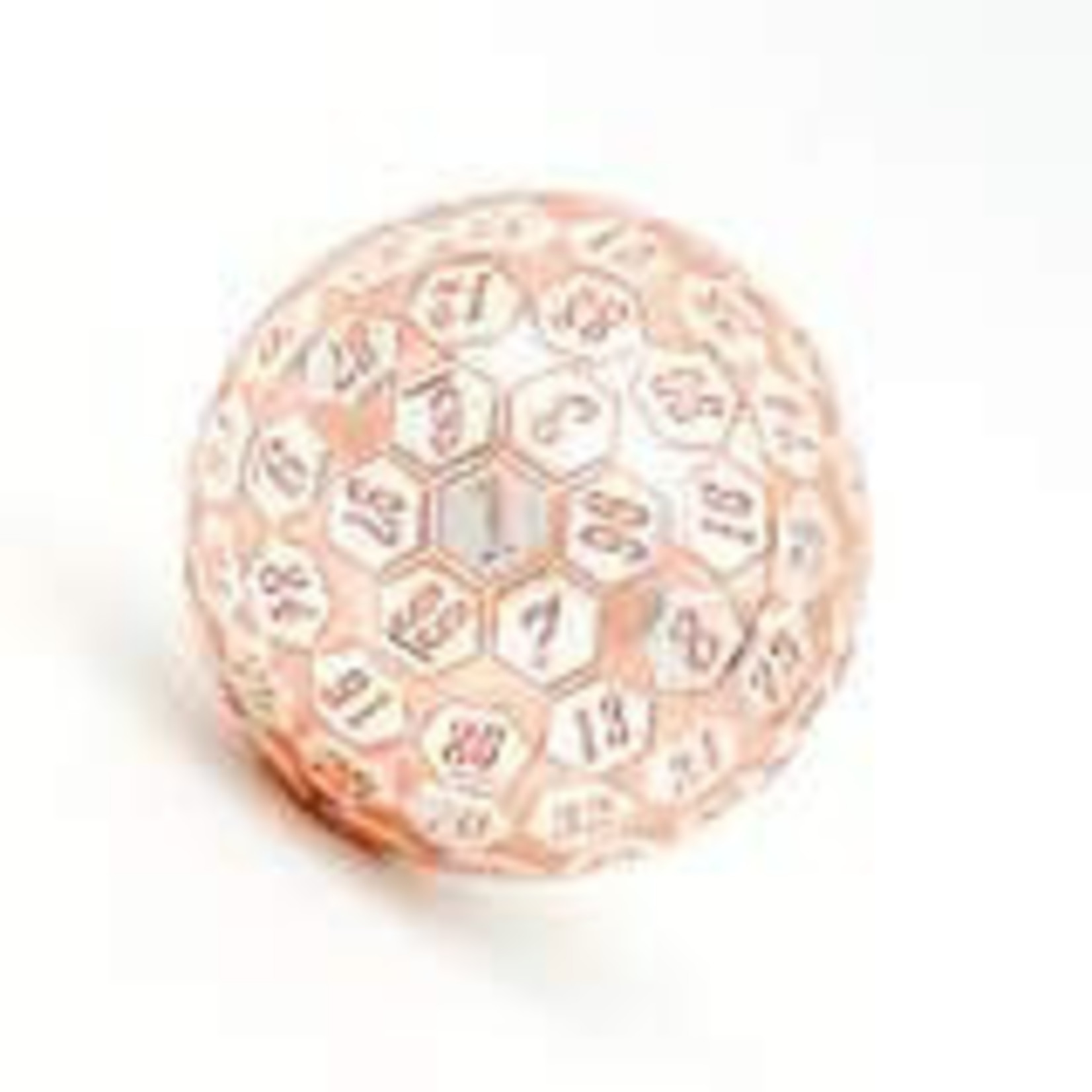 45mm Metal D100 - Pink and Silver