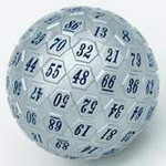 45mm Metal D100 - Pewter with Navy