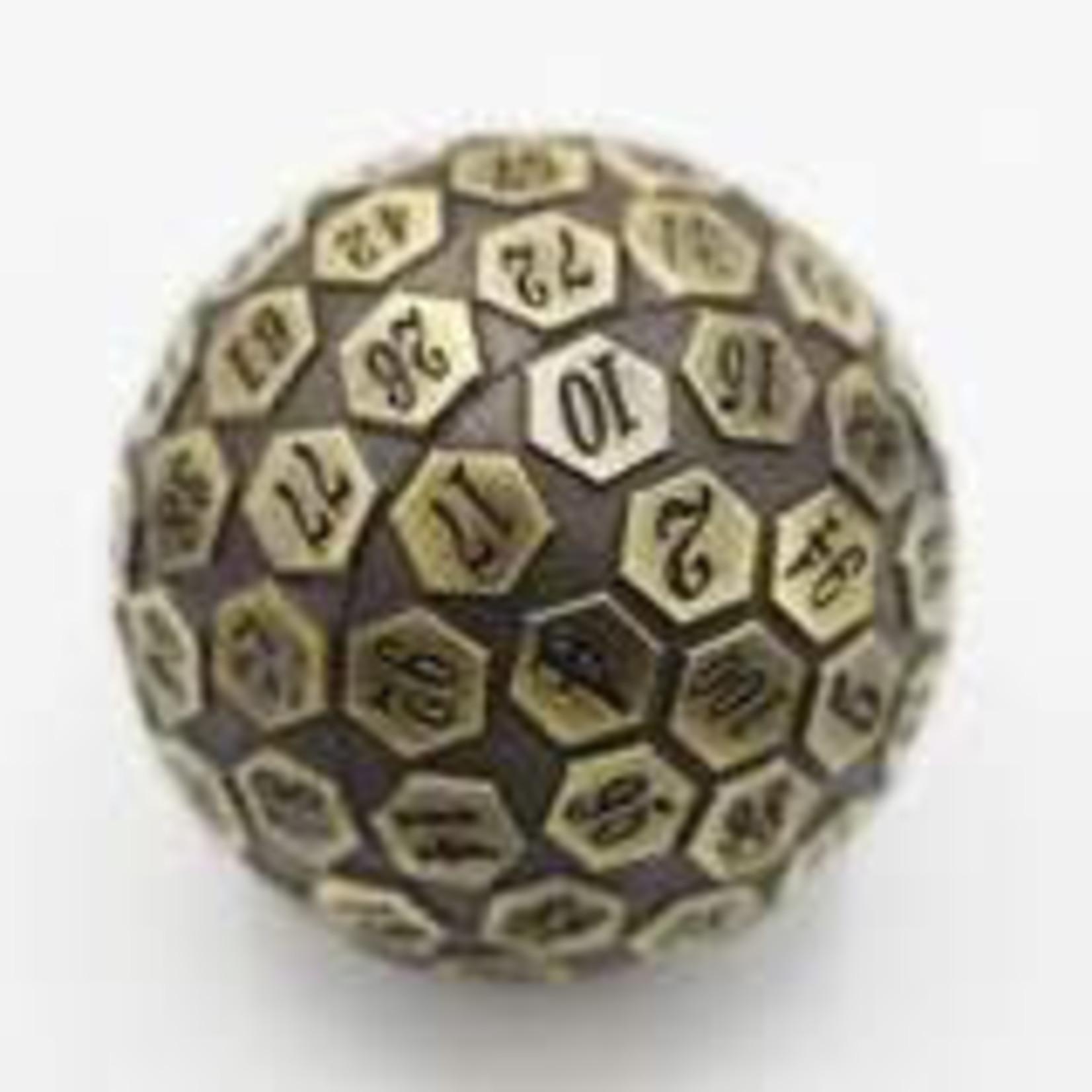 45mm Metal D100 - Bronze