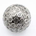 45mm Metal D100 - Silver
