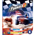 Asmodee Studios Formula D - 6 Austin Nevada Ride