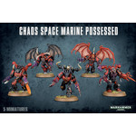 Games Workshop Possessed Chaos Space Marines