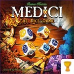 Grail Games Medici The Dice Game
