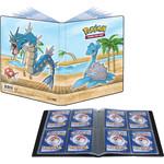 Ultra Pro Pokemon Gallery Series Seaside 4-Pocket Portfolio