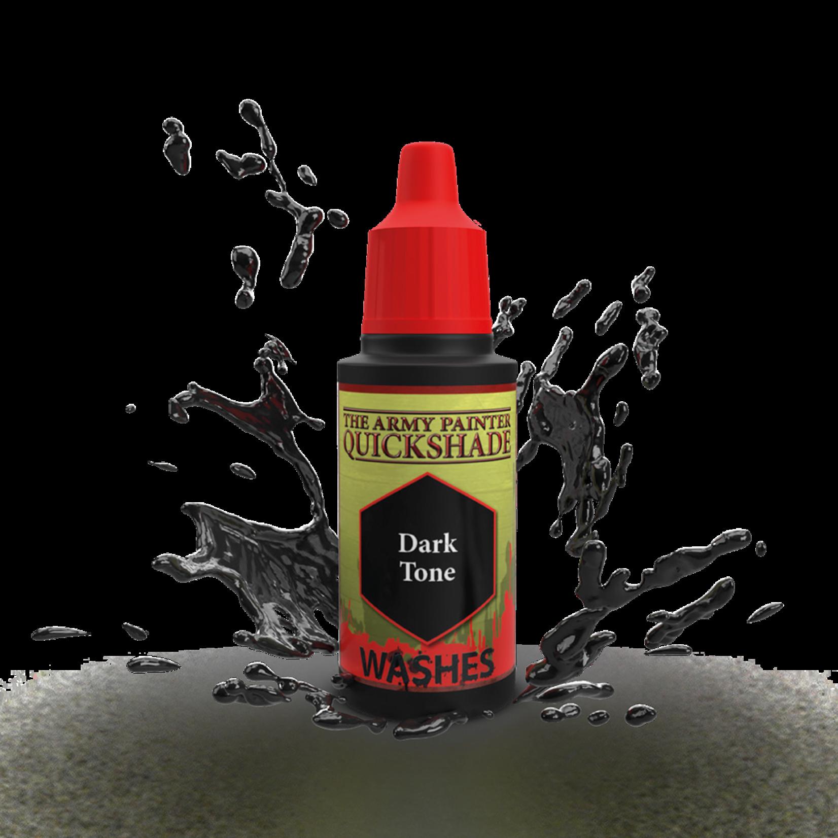Army Painter APWP Quickshade Dark Tone Ink 18ml