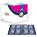 Ultra Pro Pokemon Master Ball 4-Pocket Portfolio