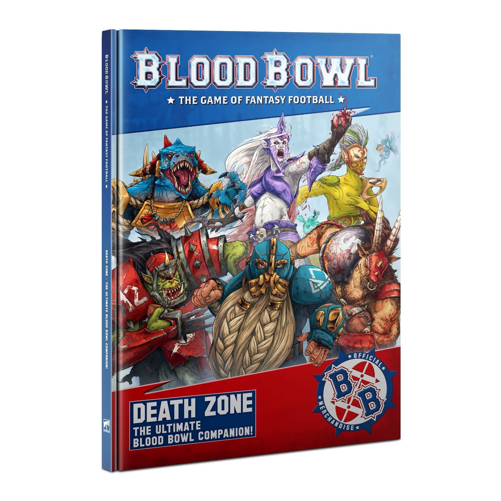 Games Workshop Blood Bowl Death Zone
