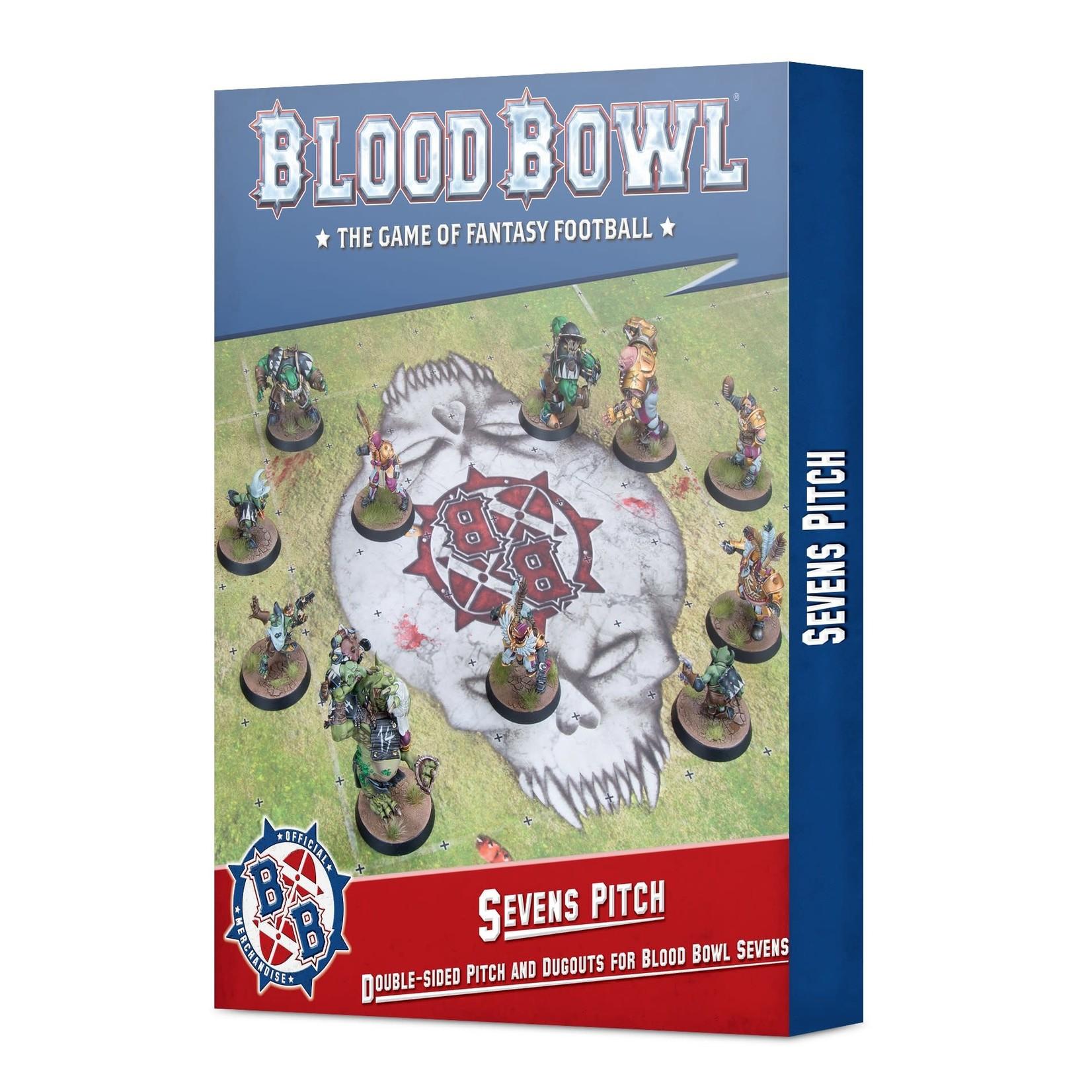 Games Workshop Blood Bowl Sevens Pitch