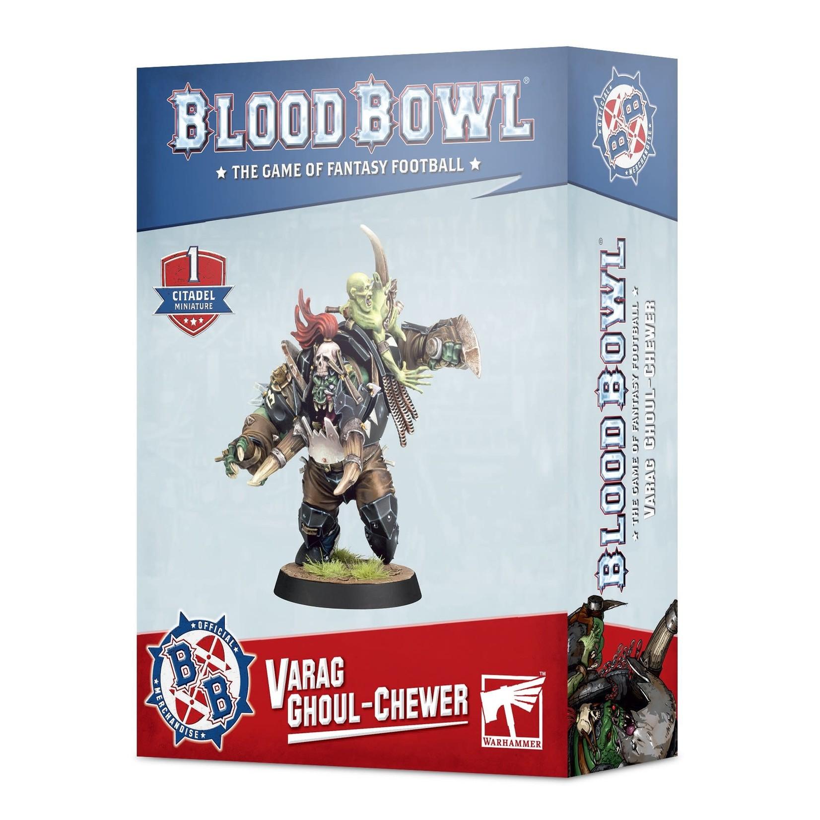 Games Workshop Blood Bowl Varag Ghoul-Chewer