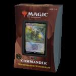 WOTC MTG MTG: Strixhaven Commander 2021 Witherbloom Witchcraft